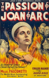 فیلم The Passion of Joan of Arc
