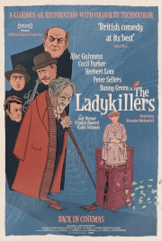 فیلم The Ladykillers