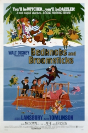 فیلم Bedknobs and Broomsticks