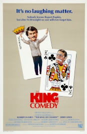 فیلم The King of Comedy