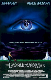 فیلم The Lawnmower Man