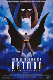 انیمیشن Batman: Mask of the Phantasm