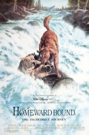 فیلم Homeward Bound: The Incredible Journey