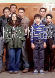 سریال Freaks and Geeks