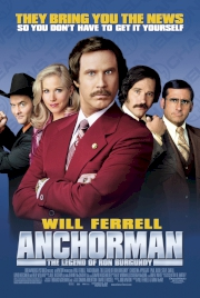فیلم Anchorman: The Legend of Ron Burgundy