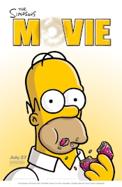 انیمیشن The Simpsons Movie