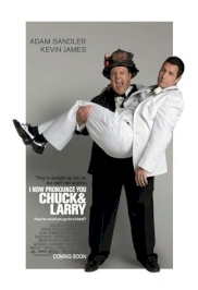 فیلم I Now Pronounce You Chuck & Larry