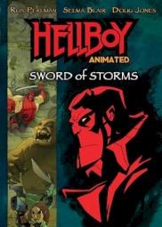 انیمیشن Hellboy Animated: Sword of Storms