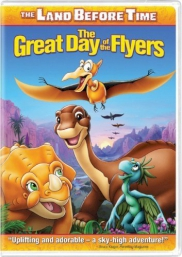 انیمیشن The Land Before Time XII: The Great Day of the Flyers