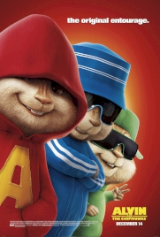 انیمیشن Alvin and the Chipmunks