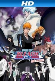 انیمه Bleach the Movie 2: The Diamond Dust Rebellion