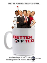 سریال Better Off Ted