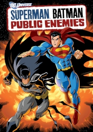 انیمیشن Superman/Batman: Public Enemies