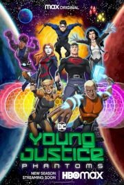 انیمیشن Young Justice