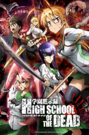 انیمه انیمه Gakuen mokushiroku: HIGHSCHOOL OF THE DEAD 2010-2010