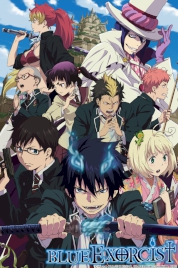 انیمه Blue Exorcist