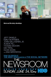سریال سریال The Newsroom 2012-2014