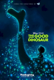 انیمیشن The Good Dinosaur