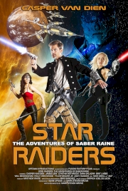 فیلم Star Raiders: The Adventures of Saber Raine