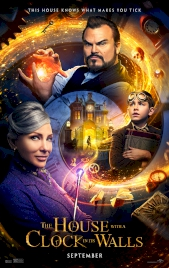 فیلم The House with a Clock in Its Walls