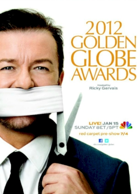 فیلم فیلم The 69th Annual Golden Globe Awards 2012