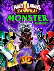فیلم Power Rangers Monster Bash Halloween Special