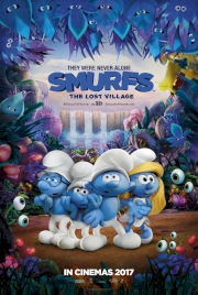 انیمیشن Smurfs: The Lost Village