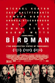 فیلم Birdman or (The Unexpected Virtue of Ignorance)
