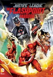 انیمیشن Justice League: The Flashpoint Paradox