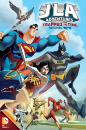 انیمیشن JLA Adventures: Trapped in Time
