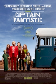 فیلم Captain Fantastic