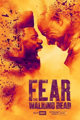 سریال سریال Fear the Walking Dead 2015