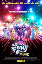 انیمیشن My Little Pony: The Movie