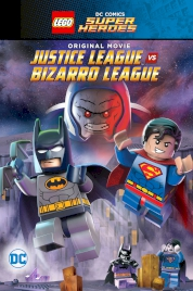 انیمیشن Lego DC Comics Super Heroes: Justice League vs. Bizarro League