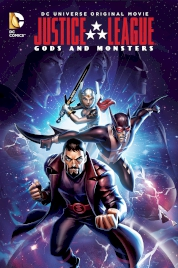 انیمیشن Justice League: Gods and Monsters