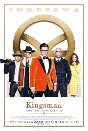 فیلم Kingsman: The Golden Circle