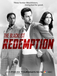 سریال The Blacklist: Redemption