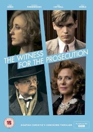 سریال The Witness for the Prosecution