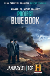سریال Project Blue Book