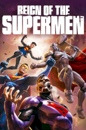انیمیشن Reign of the Supermen
