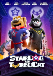 انیمیشن StarDog and TurboCat