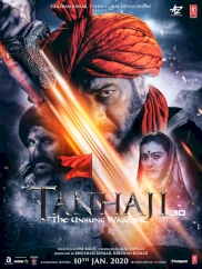 فیلم Tanhaji: The Unsung Warrior