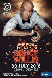 برنامه تلویزیونی Comedy Central Roast of Bruce Willis