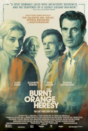 فیلم The Burnt Orange Heresy