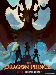 انیمیشن The Dragon Prince