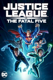 انیمیشن Justice League vs the Fatal Five
