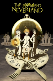انیمه The Promised Neverland