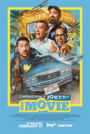 فیلم Impractical Jokers: The Movie