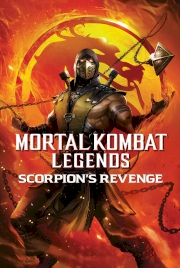 انیمیشن Mortal Kombat Legends: Scorpion's Revenge